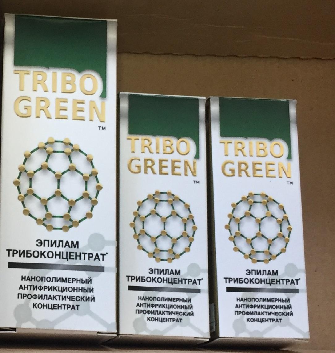 Присадка профилактическая Tribogreen «Эпилам Трибоконцентрат», ДВС внедорожники, 80 гр